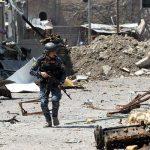 هلاکت ۱۷ داعشی و انفجار یک بمب در عراق