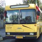 بد اخلاقی راننده اتوبوس صدای مردم شهر حبیب آباد را در آورد