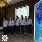 بیش از هزار دانش آموز در جشنواره شهرستانی سرود ونمایش رقابت کردند