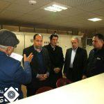 در آیینی نیم پست ثابت ۲۰/۶۳ کیلو ولت برق ناحیه صنعتی کمشچه افتتاح شد