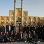 اردوی علمی فرهنگی مدیران دوره متوسطه برگزار شد