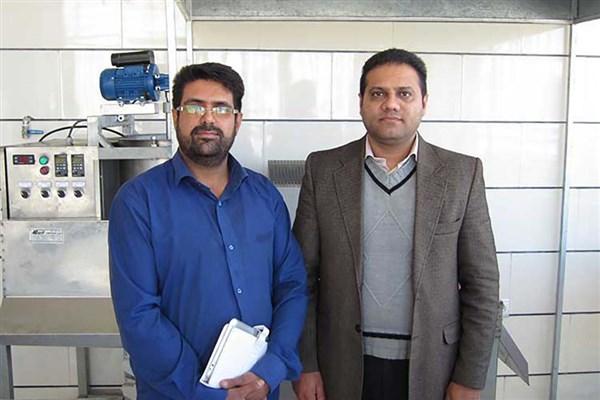 شیر تعزیـه ملک اباد لنجان حضور مخترع و   کارآفرین نمونـه کشوری درون دانشگاه آزاد دولتآباد mimplus.ir