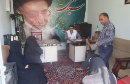 فعالیت اکیپ پزشکی در قالب گروه جهادی شمس
