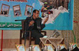هفدهمین یادواره ۶۰ شهید دانش آموز شهرستان برخوار برگزار شد .