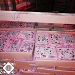 کشف و ضبط بیش از ۸ تن آلایش مرغی در شهرستان برخوار