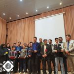 به مناسبت هفته بسیج از قهرمانان و ورزشکاران بسیجی تجلیل شد