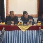 ناگفته های شورای میمه و وزوان در دیدار با علی اصغر ذاکری هرندی