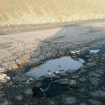 جاده قدیم نائین جاده متروک یا میدان جنگ