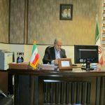 پیام تبریک عبدالرضا خوشنودی  به مناسبت فرارسیدن روز پاسدار