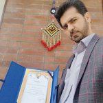 کسب دیپلم افتخار و رتبه شاخص توسط روابط عمومی شبکه دامپزشکی برخوار