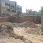 سنگ اندازی شورای شهر دولت آبادبرای ساخت مجموعه فرهنگی هنری