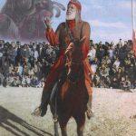 استاد نبی الله فقیه استاد تعزیه ایران