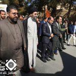 راهپیمایی ۱۳ آبان در شهر حبیب آباد برگزار شد