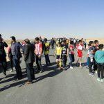 مسابقه دو صحرانوردی با حضور ۱۳۶دانش آموز پسر در برخوار برگزار شد