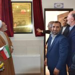 کتابخانه عمومی شهید سلیمانی شاپورآباد شهرستان برخوار افتتاح شد