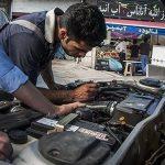 شیفت فعالیت تعمیرگاه ها و فروشندگان لوازم یدکی خودرو در برخوار