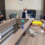 عضو جدید شورای شهر حبیب آباد مراسم تحلیف را به جا آورد