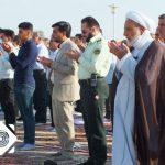 گزارش تصویری نماز عید فطر در کمشچه