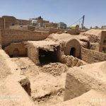 ایجاد مجموعه فرهنگی هنری و اقامتگاه بوم گردی توسط ناصر حدادی در شهر دولت آباد