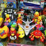 """یک محموله میلیاردی قطعات اسباب بازی و عروسک قاچاق در""""برخوار"""" کشف شد"""