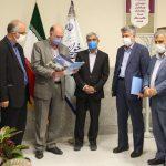 مسعود بهاءلو رئیس اداره گاز برخوار شد