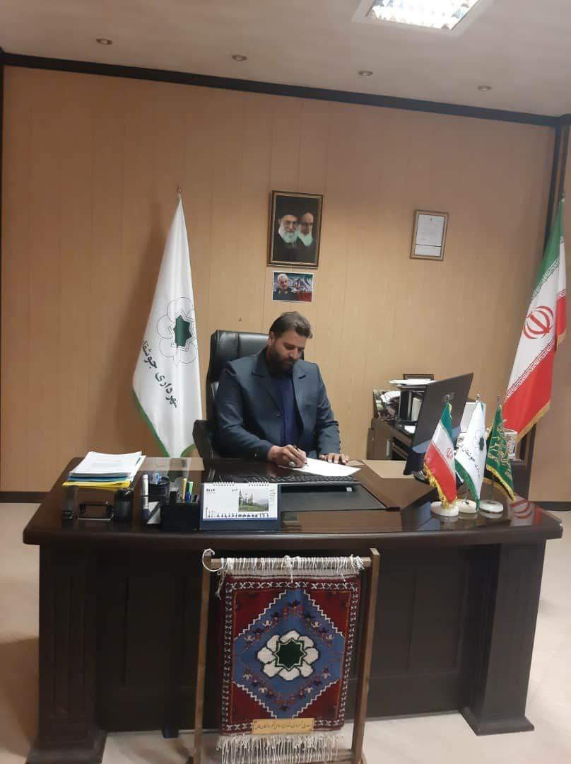 مهندس رحیمی شهردار دستگرد شد +سوابق