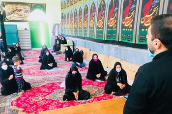 آموزش کشت کار زعفران در روستای مرغ شهرستان برخوار