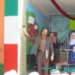 بازگشایی مدارس در روستای علی ابادملاعلی