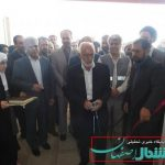 مدرسه برکت در شاپور آباد برخوار افتتاح شد