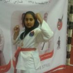 نوجوان دولت آبادی به سومین دوره مسابقات بین المللی کاراته اعزام شد