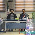 تجلیل از فرماندهان پایگاه های مقاومت بسیج بخش حبیب آباد