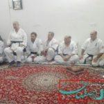 همایش مربیان واساتید سبک مقتدر کیوکوشین ماتسوشیما استان اصفهان برگزار شد