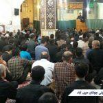 شب بیست و یکم ماه مبارک رمضان ، مساجد شهر حبیب آباد
