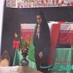 همزمان با شهادت حضرت زهرا(س) شانزدهمین یادواره ۵۴ شهید شهر شاپور آباد برخوار  برگزار شد