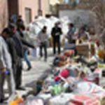۲تن مواد غذایی فاسد و غیرمجاز در شهرستان شاهین شهر و میمه معدوم شد.