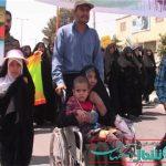 گزارش تصویری/راهپیمایی روز قدس۹۵در شهرستان برخوار