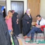 ویزیت رایگان روستاهای بخش حبیب آباد به مناسبت روز ملی روستا