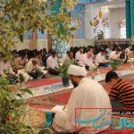تصاویر مراسم جزء خوانی روز اول ماه مبارک رمضان-امامزاده نرمی برخوار