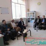 تجلیل از مقام معلم در شهر کمشچه