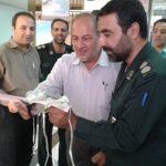 عضویت ۵۰۰ نفر در پایگاه های بسیج اداری و کارگری اردستان