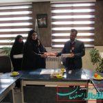 تجلیل از برگزیدگان کتابسازی و کتابخوانی کانون پرورش فکری حبیب آباد